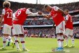 Aubameyang kembali bawa Arsenal menang atas Burnley
