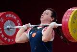 Tujuh lagi lifter Rusia positif pakai doping