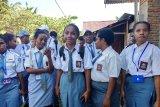 Peserta SMN asal Papua Barat merasa tidak asing di Mamuju