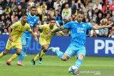 Marseille imbang lawan Nantes