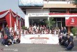 Rumah Kreatif BUMN Padang kelolaan BNI dikunjungi SMN asal Kalimantan Selatan