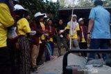 SMN 2019 - Peserta SMN Riau kunjungi desa pengolah biogas di Bantul