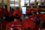 30 Peserta SMN Yogyakarta tertarik pemaparan 'Ombak Bono' di Museum Sang Nila Utama