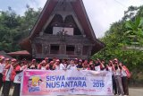 SMN asal Sulteng kunjungi  Danau Toba