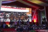 Mendagri baca puisi karya Sukarno pada puncak kemerdekaan