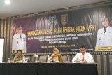 Pemprov Lampung komitmen cegah KDRT