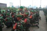 Pangdam I/BB lepas 400 prajurit ke perbatasan Atambua NTT