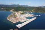 Pelindo: pembangunan Dermaga Gili Mas Lombok selesai