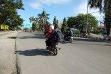 Hari ini, aktivitas warga di Kota Sorong kembali normal
