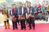 Mentri Pariwisata buka festival pacu jalur di Kuansing. Ini harapannya