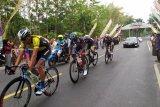 Tour d'Indonesia 2020 beralih ke balapan virtual
