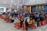 4.662 haji asal Jateng tiba di Tanah Air