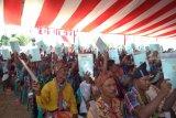 Presiden Jokowi serahkan 2.709 sertifikat tanah di Kupang
