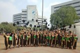 198 lulusan perdana Polbangtan YoMa diwisuda