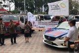 ACT DIY disrtibusikan  17 truk tangki ke Gunungkidul atasi kekeringan