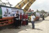 ACT Lampung  salurkan air bersih