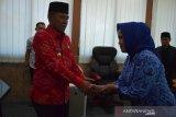 Rosida Talib resmi jabat Kepala Dinas Dukcapil Palu