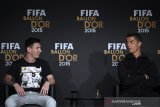 Lionel Messi, Ronaldo dan Neymar masih bergaji tertinggi di dunia