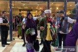 43.000 jamaah haji Indonesia telah kembali ke Tanah Air