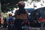 Dishub Sleman menertibkan media iklan ganggu rambu lalu lintas