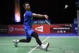 Tumbangkan Prannoy, Jonatan Christie lolos ke perempat final Hong Kong Open