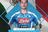 Hirving Lozano jadi pemain termahal Napoli