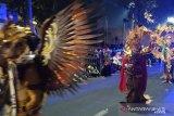 Ratusan seniman unjuk kebolehan ajang Kediri Nite Carnival