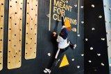 Puji Lestari ingin populerkan Panjat tebing melalui global climbing day