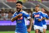 Lupakan perseteruan dengan Anceloti, Insigne bawa kemenangan Napoli atas RB Salzburg