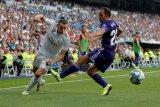 Real Valladolid tahan imbang Madrid 1-1 di Bernabeu