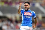 Napoli-Fiorentina drama tujuh gol selama 90 menit