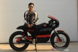 Pemuda Bandung tembus pasar Internasional dengan karya 'custom motor'