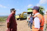 Wagub Sulsel : Pembangunan Jalan Parigi - Bungoro capai 32 persen