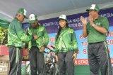 Bupati mengukuhkan kontingen Kabupaten Sleman untuk Porda XV DIY