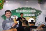 Pegadaian coaching clinic bersama Indra Sjafri