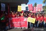 Jaringan toko swalayan ajak warga Manado sadar sampah plastik