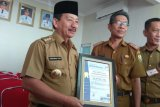 Disnaker Bandarlampung raih sertifikat SNI ISO