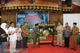 Pokdarwis was confirmed and given a briefing, the level of understanding of tourism