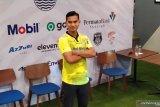 Persib Bandung kenalkan kiper yang baru