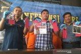 Polres Bantul bekuk tiga wartawan gadungan pemeras pengusaha