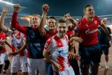 Red Star ungguli agregat Young Boys pastikan fase grup Champions