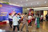 Masyarakat ASEAN di Pyongyang terpikat tari Piring dan Poco-Poco