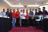 Dukungan pada Iwan Bule dari PSSI se-Kalimantan