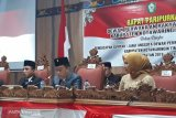 Penetapan pimpinan definitif DPRD Kotim ditunda