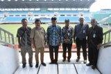 Bupati Garut ingin contoh Stadion Internasional Maguwoharjo Sleman
