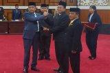 Penetapan Pimpinan DPRD Kalteng tergantung rekomendasi parpol