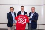Lewandowski teken kontrak baru dengan Munchen hingga 2023