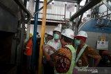 Tanpa polusi, Luhut apresiasi pengolahan sampah di Putri Cempo