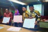 Tiga Kabupaten di Sumsel-Jambi MoU layanan digital media ANTARA