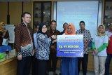 Bank Sleman menyalurkan bantuan rehab tujuh RTLH